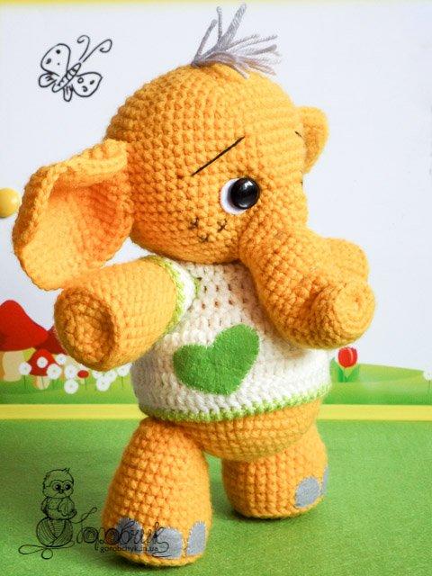 Слоненок Томми