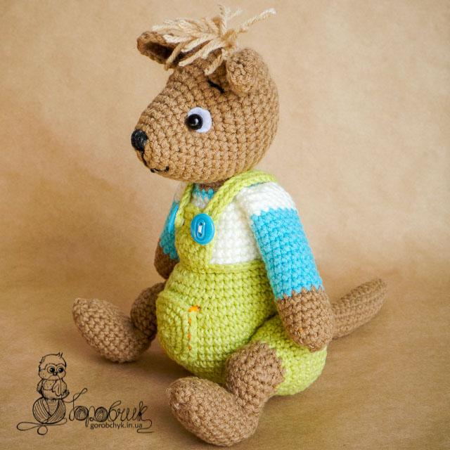 купить вязаную игрушку