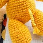 PonomarenkoHM пономаренко хендмейд вязаные игрушки мастер-класс описание желтого слоника-47