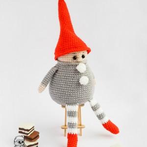 купить вязаную игрушку ручной работы
