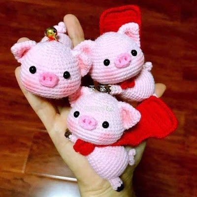 свинки амигуруми схема бесплатные схемы амигуруми игрушки вязаные крючком